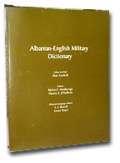Albanian-English Military Dictionary