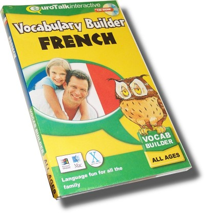 Talk Now Vocabulary Builder French