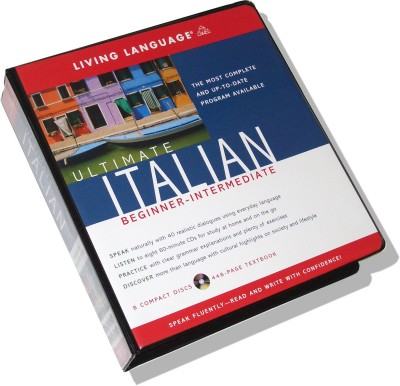 Living Language - Ultimate Italian - Basic-Intermediate on CD