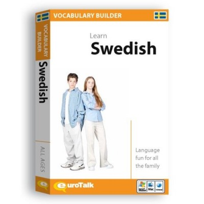 Talk Now Vocabulary Builder - Swedish