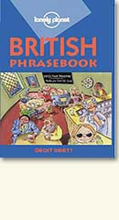 Lonely Planet - Phrasebooks - British