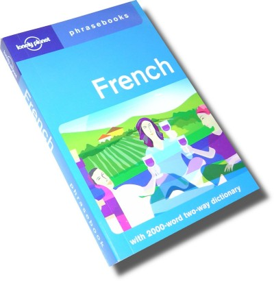 Lonely Planet - Phrasebooks - French