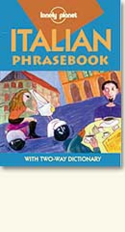 Italian Phrasebook: Lonely Planet Phrasebook (Paperback)