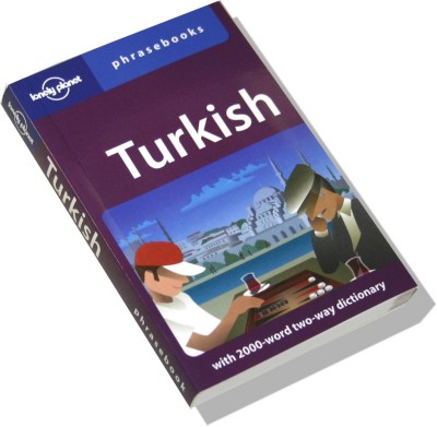 Lonely Planet Turkish Phrasebook (Phrasebook Series) (Paperback)