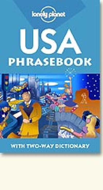 Lonely Planet - Phrasebooks - USA