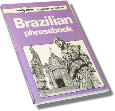Lonely Planet Brazilian Phrasebook (Paperback)