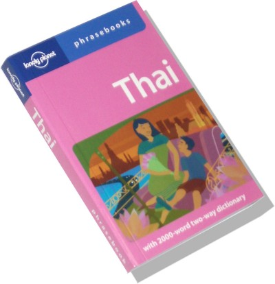 Thai Phrasebook: Lonely Planet Phrasebook (Paperback)