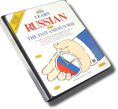 Learn Russian the Fast and Fun Way (Book and Audio Cassettes)