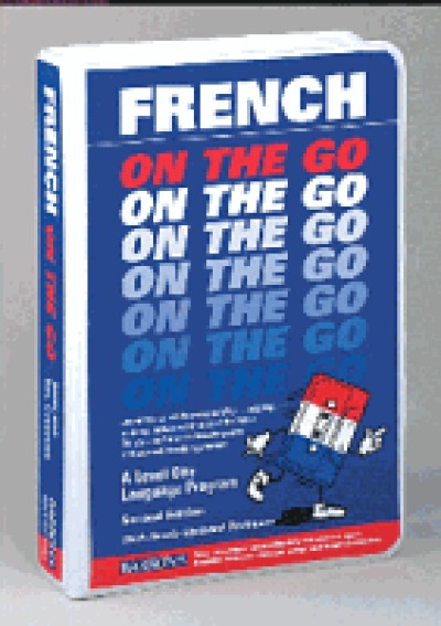 French on the Go (Book and Audio Cassettes)