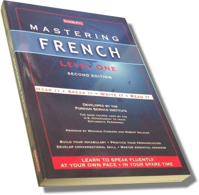 Mastering French Level I: Hear It, Speak It, Write It, and Read It (Paperback)
