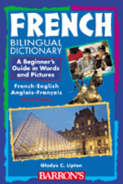 Barrons - French Bilingual Dictionary