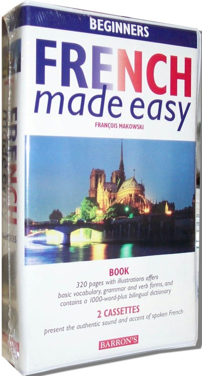 French Made Easy Beginners (Book and Audio Cassettes)
