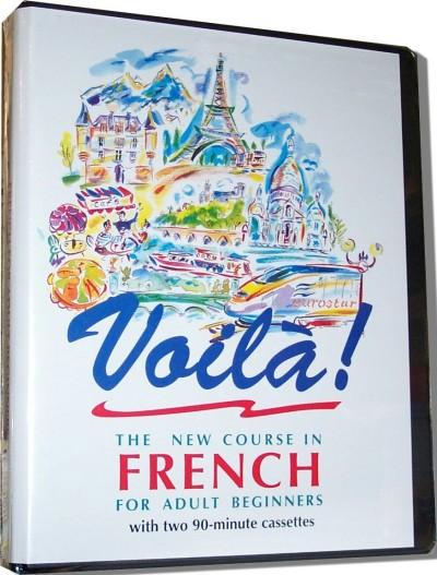 Barrons - Voila - French for Adult Beginners