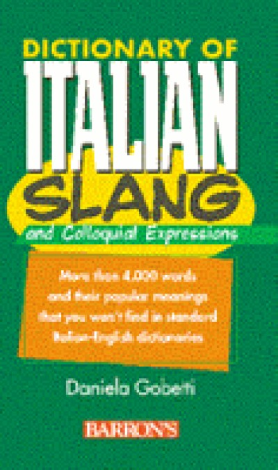 Dictionary of Italian Slang