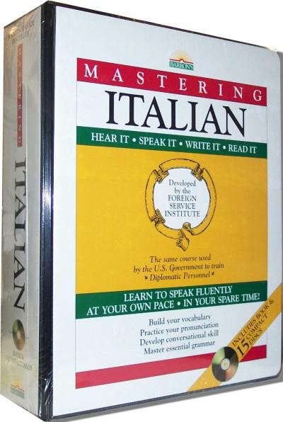 Learn Italian the Fast and Fun Way with MP3 CD (Barron's ...