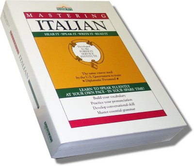 Mastering Italian: Book Only (Foreign Service Institute Language Series) (Paperback)
