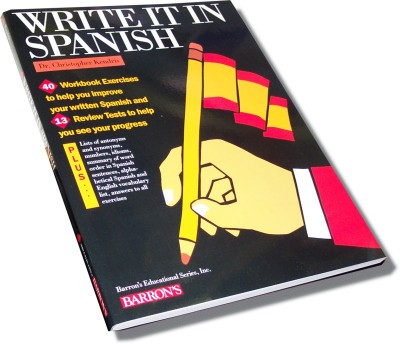 Write it in Spanish (Paperback)