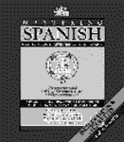 Barrons - Mastering Spanish Level II (Book Only!)