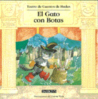 El Gato Con Botas (Fairy Talte Theater Books) (Spanish Edition) (Hardcover)