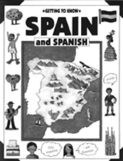 Barrons - Getting to Know Spain and Spanish (Book Only!)