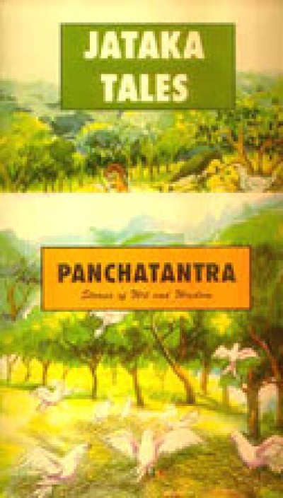 Panchatantra and Jataka Tales (Set of 2 Books)