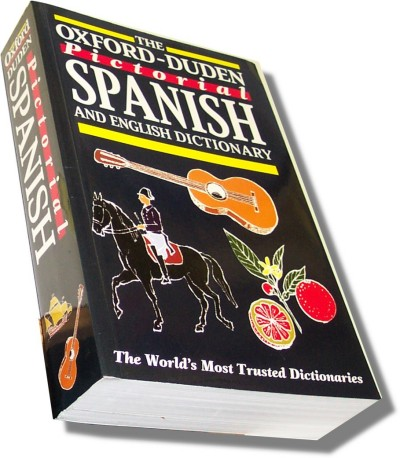 Oxford - Duden Pictorial Spanish and English Dictionary
