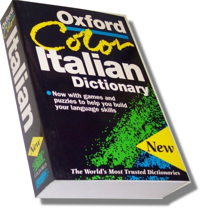 Oxford Color Italian Dictionary,The