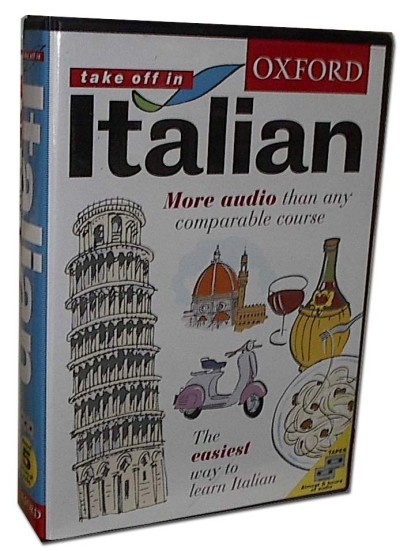 Oxford Italian - Take Off In Italian (AudioTapes)