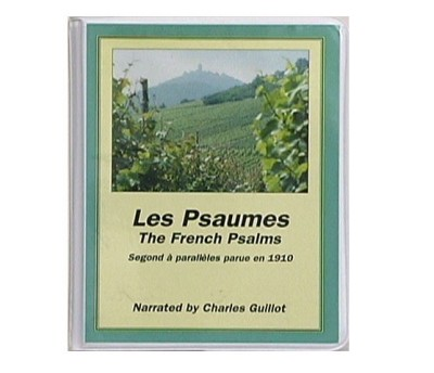 French Psalms, Segond Version (4 Cassettes)