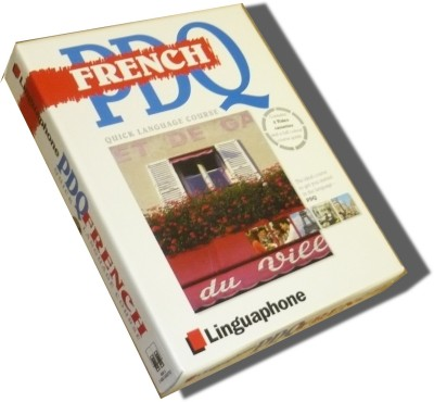 Linguaphone French - Video PDQ - French for English Speakers (Quick Languge Course)