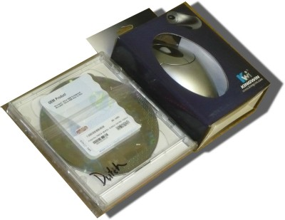 Dutch Microsoft Office 2000 Pro OEM w/ optical mouse