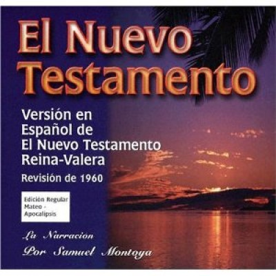 El Nuevo Testamento/The Spanish New Testament Revision de 1960 Reina-Valera (12 Cassettes)