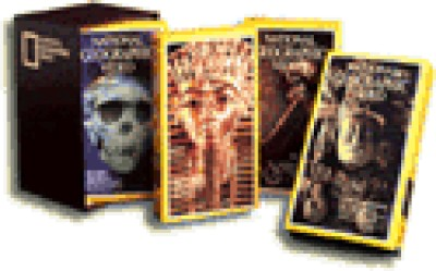 National Geographic Video - Ancient Civilizations (4 Pack)