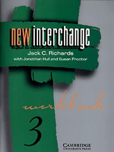 Interchange 2 Workbook by Jack C. Richards