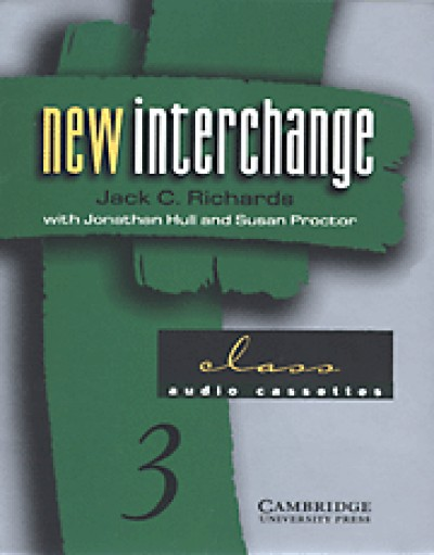 New Interchange - English for Intl.Communication Class Audio Cassettes