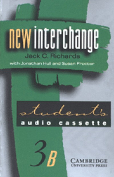 New Interchange - English For Intl Communication Students AudioTapes 3B