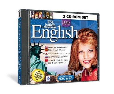 Instant Immersion - English (2 CD-ROM Set)