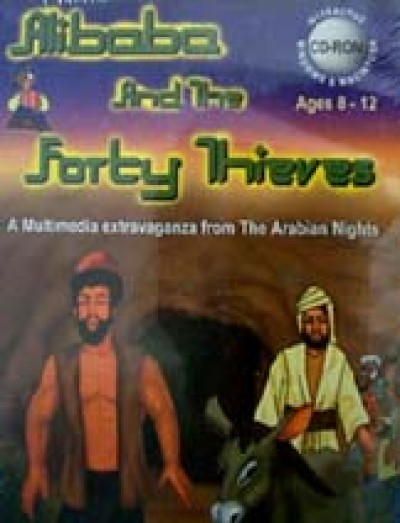 Ali Baba and the Forty Thieves (CD-ROM)