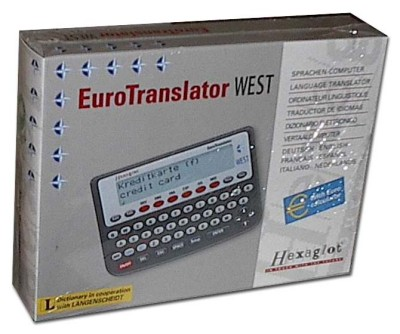 Langenscheidt - Eurotranslator III West