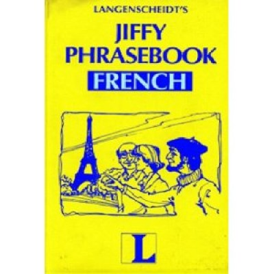 Jiffy Phrasebook French (English and French Edition)