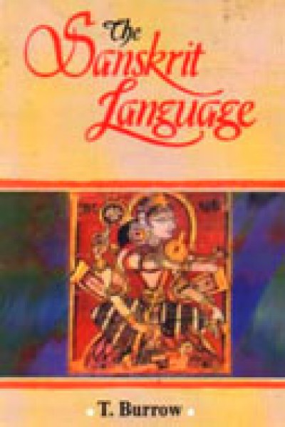The Sanskrit Language (Hardcover)
