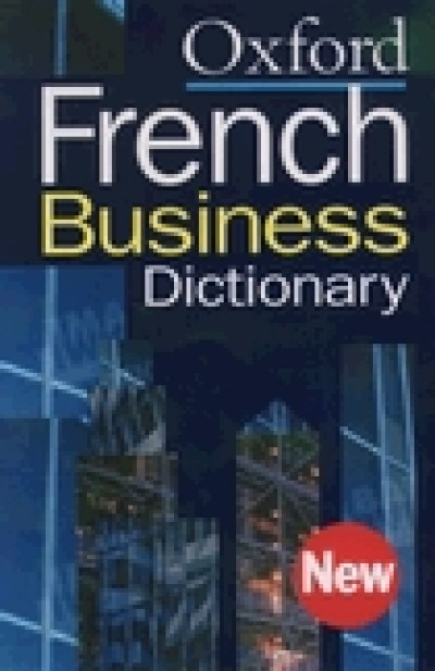 Oxford French Business Dictionary