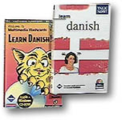 Talk Now/Flash Card BUNDLE - Danish