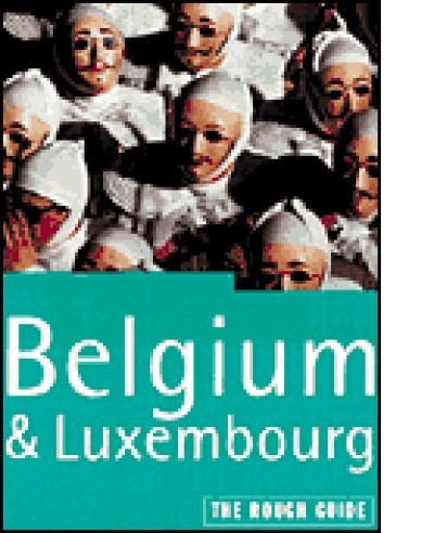 Rough Guide to Belgium & Luxembourgh
