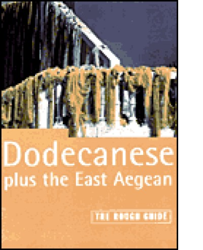 Rough Guide to Dodecanese plus the East Aegean