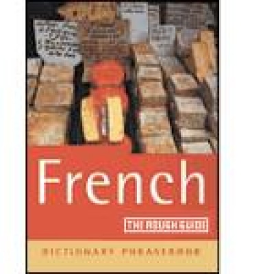 Rough Guide to French Dictionary Phrasebook 2 (Rough Guide Phrasebooks) (Paperback)