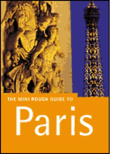 Rough Guide to Paris Miniguide