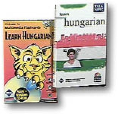 Talk Now/Flash Card BUNDLE - Hungarian