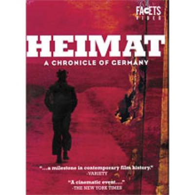 HEIMAT - A Chronicle of Germany (DVD)