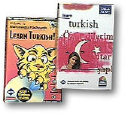 Talk Now/Flash Card BUNDLE - Turkish